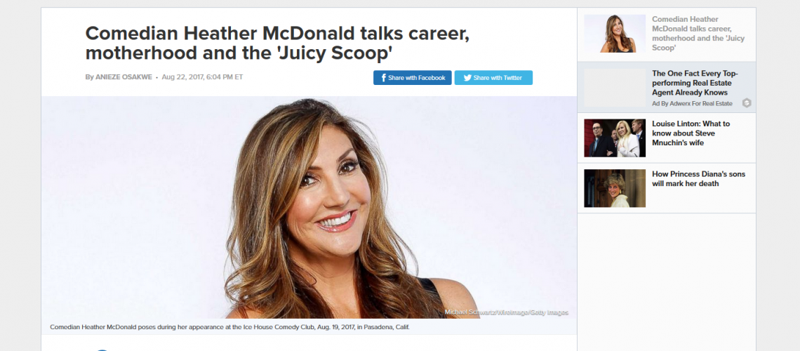 heather mcdonald abc