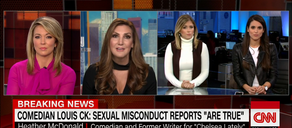heather mcdonald cnn